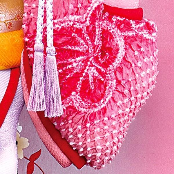 羽子板 20号 おしゃれ 羽子板飾り ケース飾り 新春の舞 初正月飾り 刺繍入り a2matu19-15-20|jinya|05