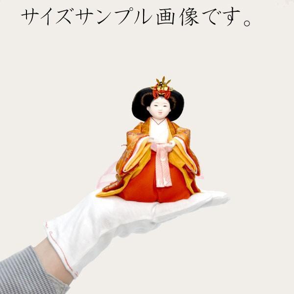 雛人形 ケース飾り コンパクト 立雛 ひな人形 お雛様 ミニ JIN雛シリーズ ケース入り おしゃれ|jinya|03