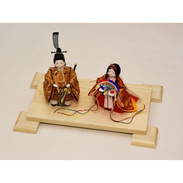 雛人形 ケース飾り コンパクト 立雛 ひな人形 お雛様 ミニ JIN雛シリーズ ケース入り おしゃれ|jinya|04