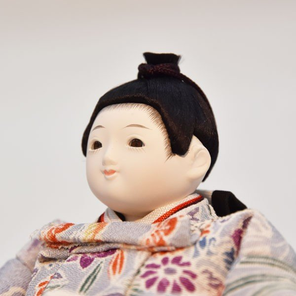 雛人形 ケース飾り コンパクト 立雛 ひな人形 お雛様 ミニ JIN雛シリーズ ケース入り おしゃれ|jinya|05