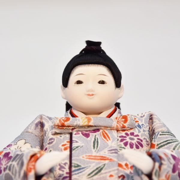 雛人形 ケース飾り コンパクト 立雛 ひな人形 お雛様 ミニ JIN雛シリーズ ケース入り おしゃれ|jinya|08
