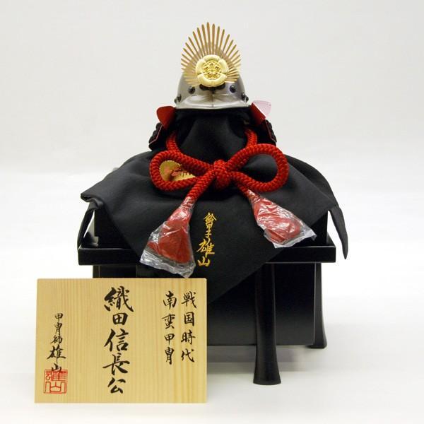 五月人形 織田信長 5月人形 兜飾り kabuto60-69|jinya|03