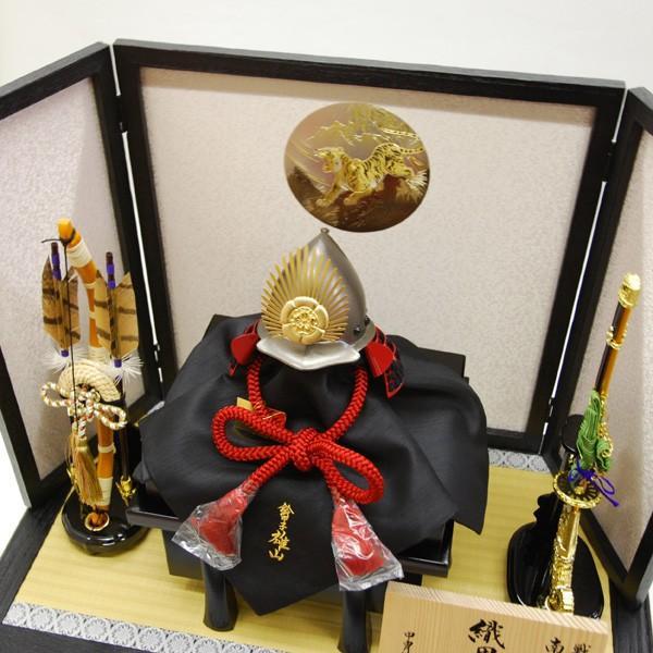 五月人形 織田信長 5月人形 兜飾り kabuto60-69|jinya|08