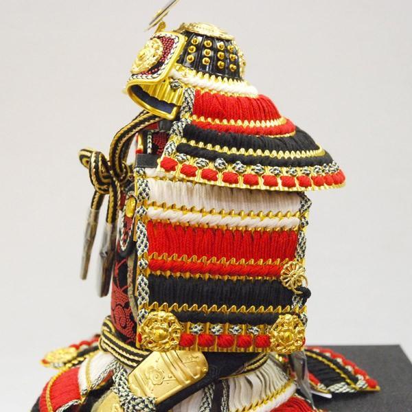 【最短即日出荷可能品】 五月人形 コンパクト 鎧飾り 上杉謙信 五月人形 平安豊久 yoroi60-69 yoroi60-69|jinya|09