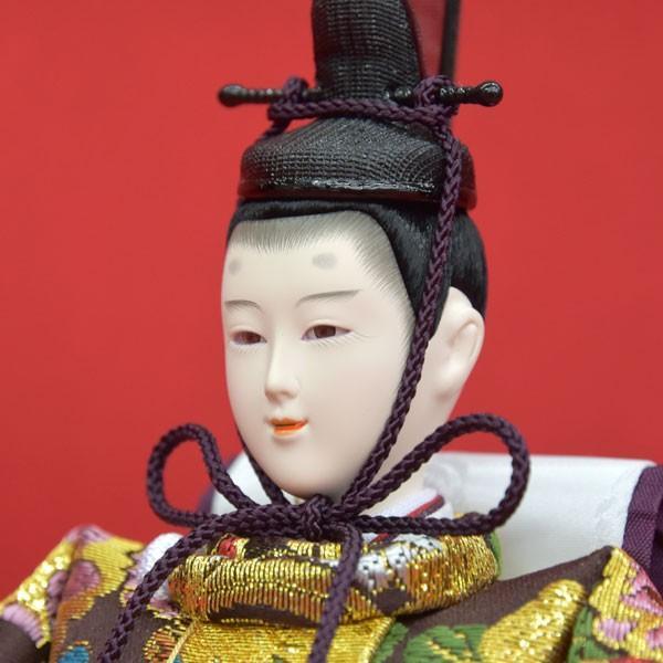 雛人形 コンパクト ひな人形 五段飾り 十五人 15人飾り 5段 ミニひな人形|jinya|02