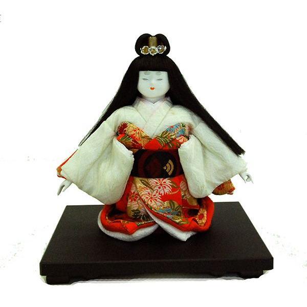 日本人形 五寸 童女 重ね 訳あり品 倉庫管理品