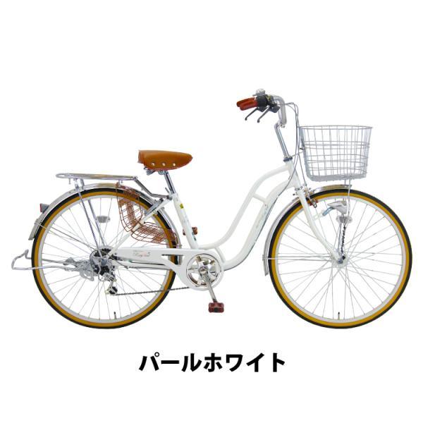 子供乗せ自転車 24インチ LEDブロックダイナモ 6段変速 ポニーテール 自転車 後ろ子供乗せ RBC-007DX3シートセット アップグレード可|jitensha-box|04