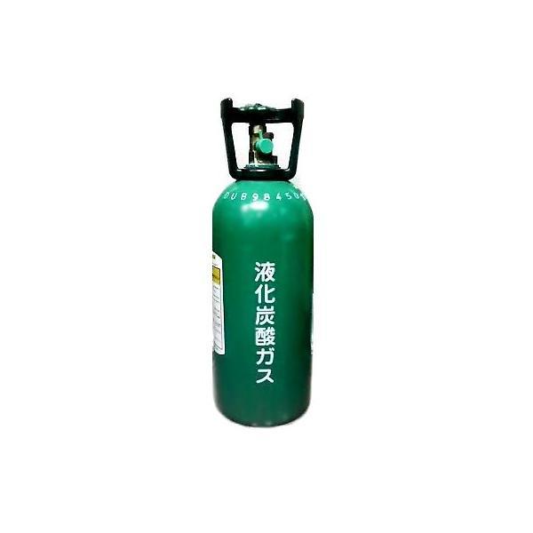 ガス 液化 ボンベ 炭酸