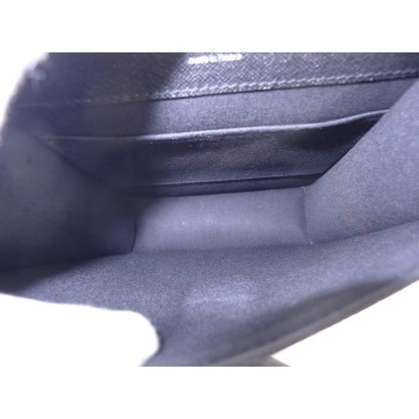 【中古】 ルイヴィトン ポシェット クルガン ショルダーバッグ タイガ アルドワーズ/ブラック M32442