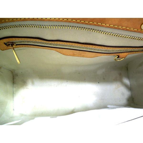 ルイヴィトン ブレアMM ハンドバッグ モノグラム ヴェルニ ブロンコライユ  M91456