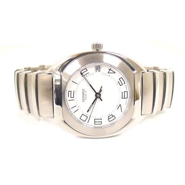 エスパスES2.210 クオーツ SSホワイト(白)文字盤腕時計|jjcollection2008|02