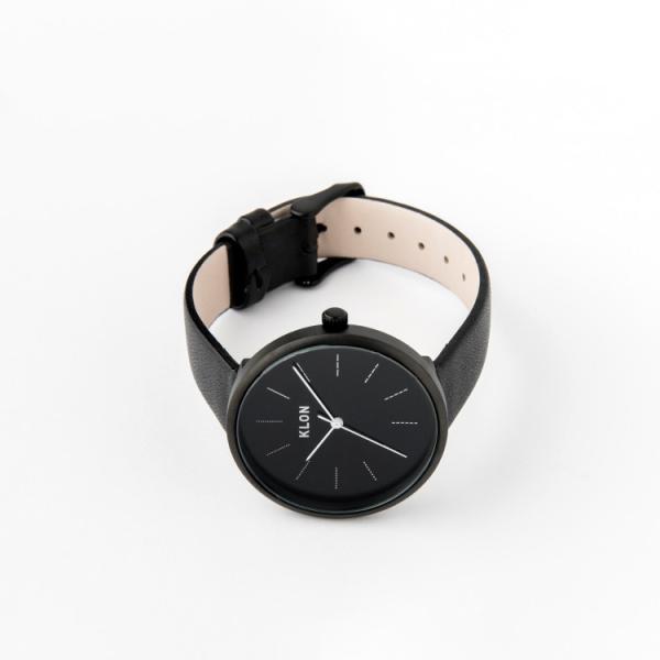 腕時計 メンズ レディース ギフト ウォッチ KLON DIVISION LINE BLACK SURFACE jmc 02