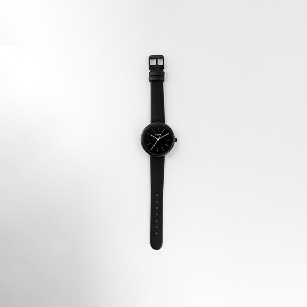 腕時計 メンズ レディース ギフト ウォッチ KLON DIVISION LINE BLACK SURFACE jmc 04