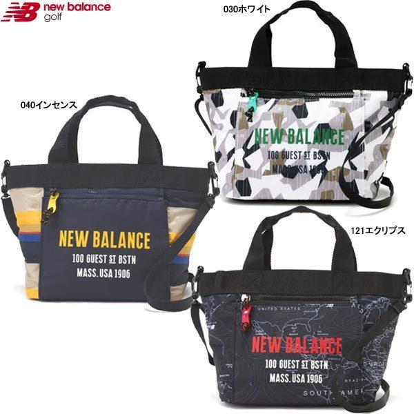 ♪【21年AWモデル】ニューバランス 2ウェイ カートバッグ 012-1281005 2WAY CART BAG METRO new balance