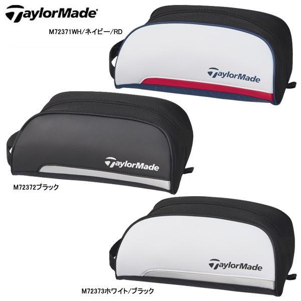【21年継続モデル】テーラーメイド メンズ トゥルーライト シューズケース CCN06 (Men's) TaylorMade