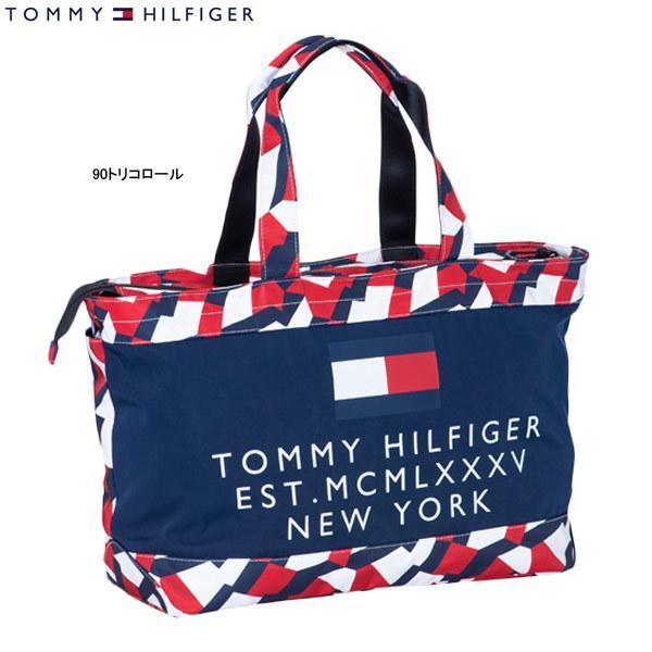 【21年SSモデル】トミーヒルフィガー ゴルフ メンズ/レディース シーズナル トートバッグ THMG1SBS (UNISEX) SEASONAL TOTE BAG
