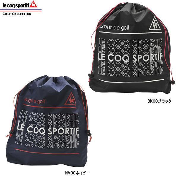 【21年継続モデル】ルコック ゴルフ メンズ シューズケース QQCPJA25 (Men's) le coq sportif GOLF デサント