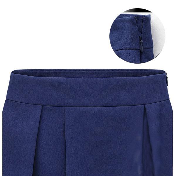 キュロット フリル スカート ショートパンツ ミニスカート|jnhshop|06