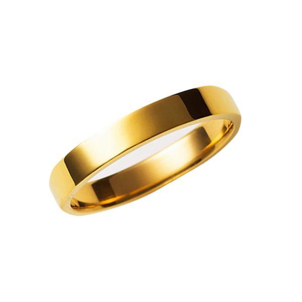 純金リング 大きいサイズ K24 24金 平打 巾3mm6g 高密度 鍛造 たんぞう 指輪 記念日 ギフト 結婚指輪 マリッジ