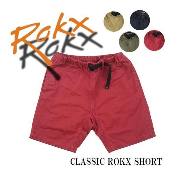 ROKX/ロックス ショートパンツ C...