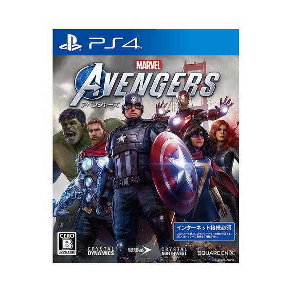 PS4 新品 Marvel'sAvengers(アベンジャーズ)