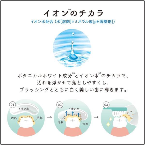 ティースラボ ボタニカルホワイト 歯磨き粉 ホワイトニング 歯周病 ボタニカル オーガニック 口臭ケア ドライマウス 泡 ミント 歯磨き|joiedebeaute|06