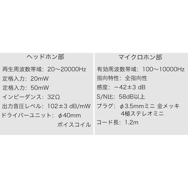 ヘッドホン 密閉型 高音質 高遮音性 ヘッドフォン ステレオ マイク・リモコン付 スマホ用 Xperia Galaxy iPhone iPad iPod等多機種対応 折りたたみ式|joliefille-ken|13