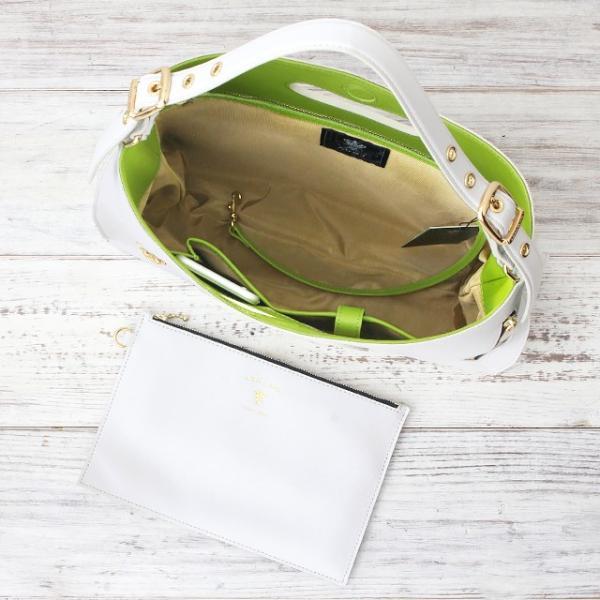 ADMJ エーディーエムジェイ ダノビオ 35cmフラットトートバッグ (01001)