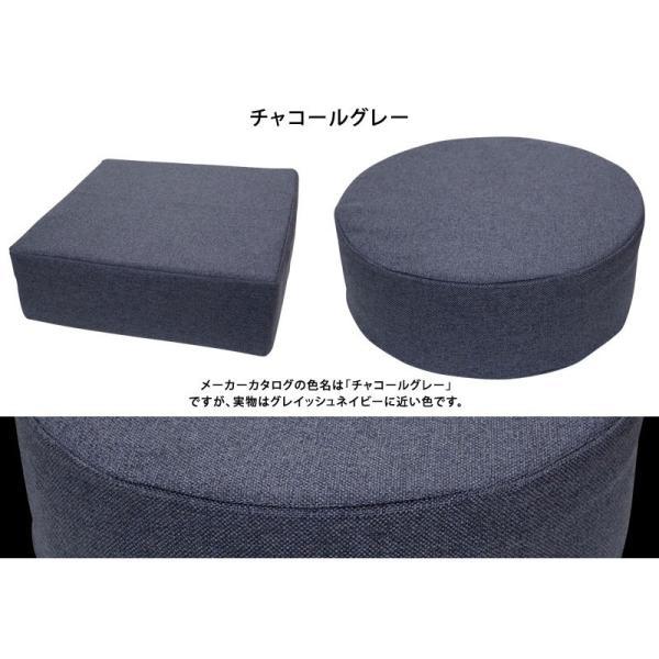 クッション 2点で送料無料 15cm厚 ふっくら ウレタン シートクッション 座布団 椅子 スツール ボリューム 低反発 高反発 neore|jonan-interior|08