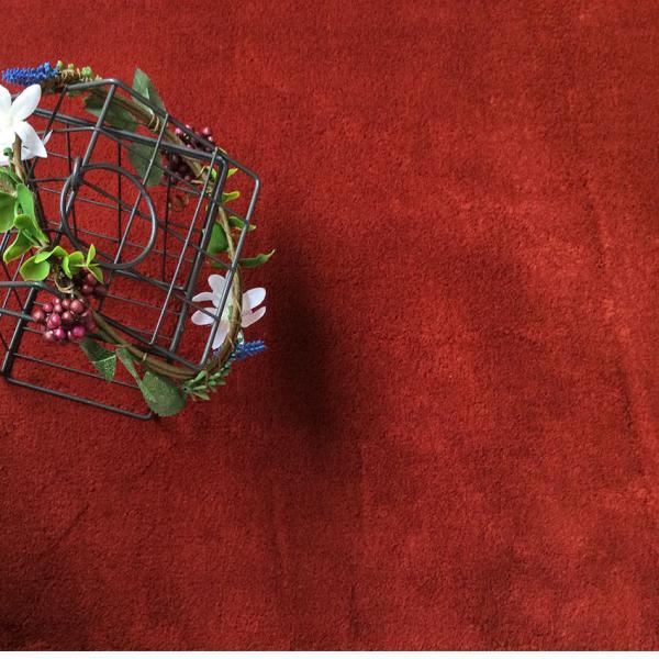 ラグ ラグマット 床暖房・ホットカーペット対応 厚み 洗える ラグ セレーナ serena 滑り止め 185×185cm|jonan-interior|03