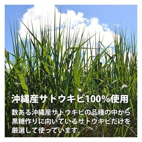情熱の純黒糖 200g入 さとうきび100%の無添加純黒糖 沖縄産黒砂糖 jonetsukokuto 02