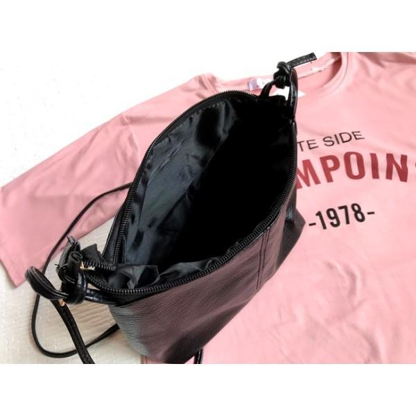 ポシェット ポーチ ショルダー バッグ 鞄 レディース クリックポスト送料無料