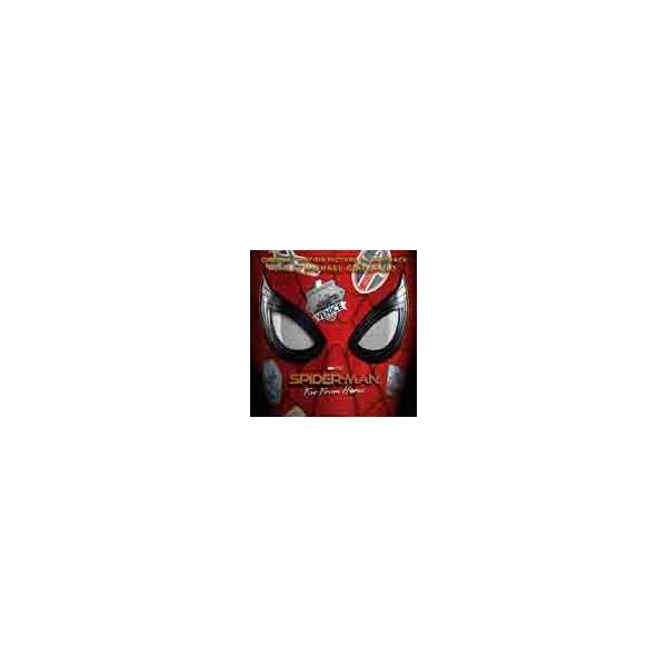 SPIDER-MAN:FARFROMHOME(ORIGINALMOTIONPICTURESOUNDTRACK) 輸入盤 ▼/MI