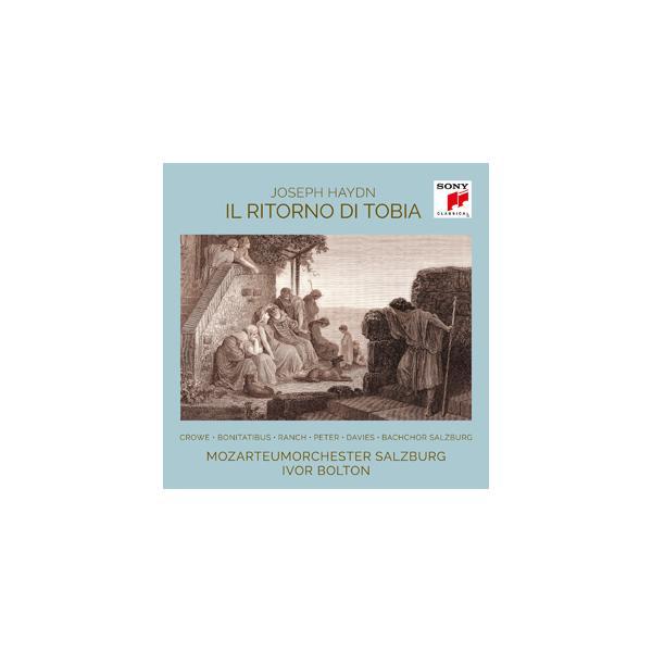 ハイドン:オラトリオ『トビアの帰還』【輸入盤】▼/ボルトン(アイヴォー)[CD]【返品種別A】