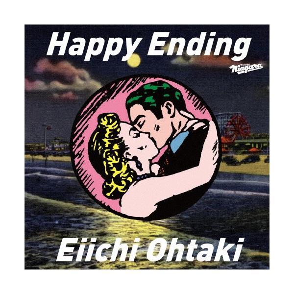 枚数    盤 HappyEnding 初回生産 盤 (2CD)/大滝詠一 CD  返品種別A