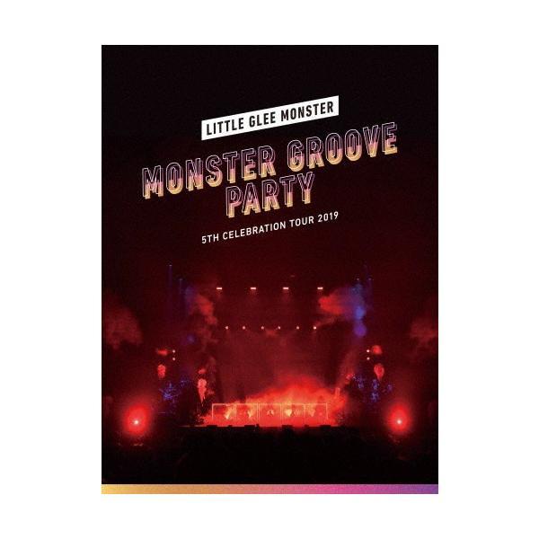 [枚数限定][限定版][先着特典付]Little Glee Monster 5th Celebration Tour 2019 〜MONSTER GROOVE PARTY〜(初回生産限定盤)【Blu-ray】[Blu-ray]【返品種別A】