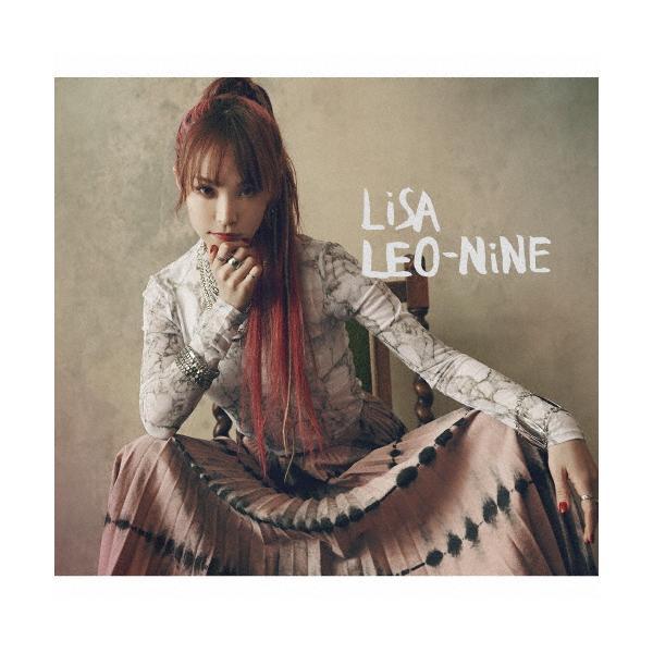 [枚数限定][限定盤]LEO-NiNE(初回生産限定盤B)【CD+DVD】/LiSA[CD+DVD]【返品種別A】の画像
