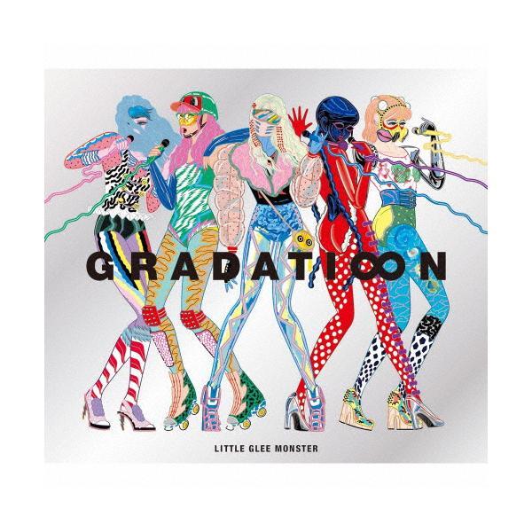 [枚数限定][限定盤]GRADATI∞N(初回生産限定盤A)【3CD+Blu-ray】/Little Glee Monster[CD+Blu-ray]【返品種別A】の画像
