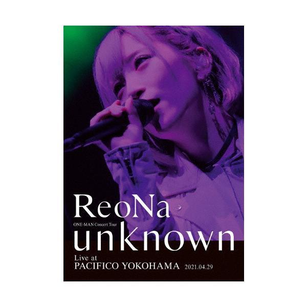"[枚数限定][限定版]ReoNa ONE-MAN Concert Tour""unknown""Live at PACIFICO YOKOHAMA(初回生産限定盤)/ReoNa[Blu-ray]【返品種別A】"