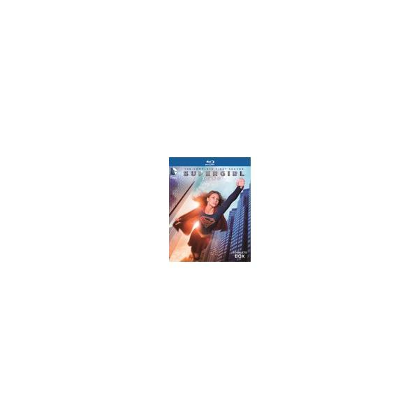 SUPERGIRL/スーパーガール〈ファースト・シーズン〉コンプリート・ボックス/メリッサ・ブノワ Blu-ray  返品種別A