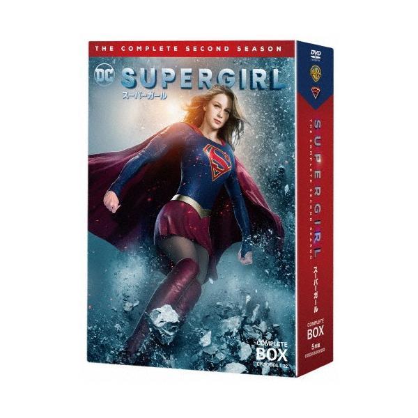 枚数  SUPERGIRL/スーパーガール〈セカンド・シーズン〉DVDコンプリート・ボックス/メリッサ・ブノワ DVD  返品