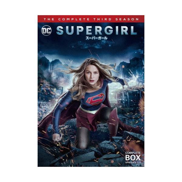枚数  SUPERGIRL/スーパーガール〈サード・シーズン〉DVDコンプリート・ボックス/メリッサ・ブノワ DVD  返品種