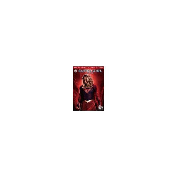 SUPERGIRL/スーパーガール〈フォース・シーズン〉DVDコンプリート・ボックス/メリッサ・ブノワ DVD  返品種別A