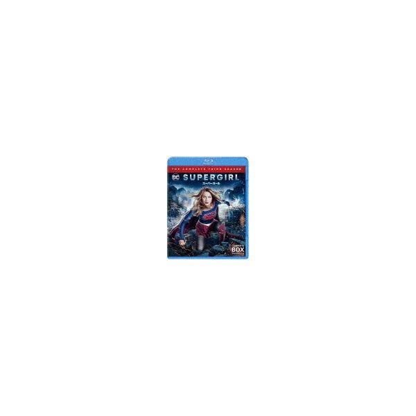 SUPERGIRL/スーパーガール〈サード・シーズン〉コンプリート・セット/メリッサ・ブノワ Blu-ray  返品種別A