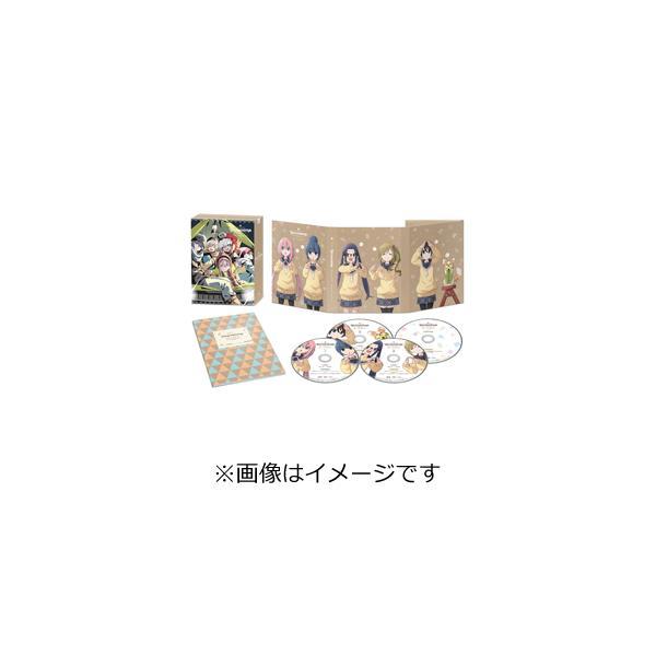 『ゆるキャン△』Blu-ray BOX/アニメーション[Blu-ray]【返品種別A】