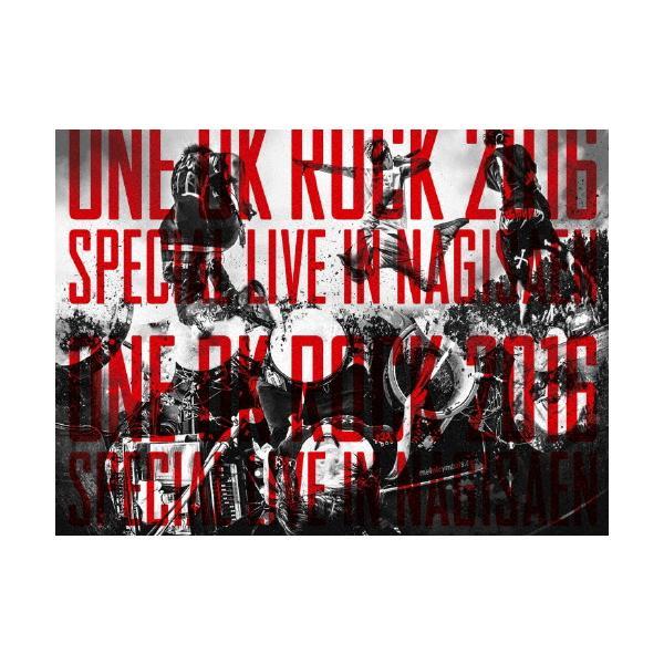 LIVE DVD『ONE OK ROCK 2016 SPECIAL LIVE IN NAGISAEN』/ONE OK ROCK[DVD]【返品種別A】