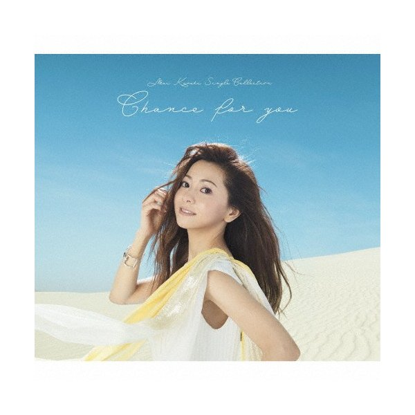 MaiKurakiSingleCollection〜Chanceforyou〜通常盤(4CD)/倉木麻衣 CD  返品種別A
