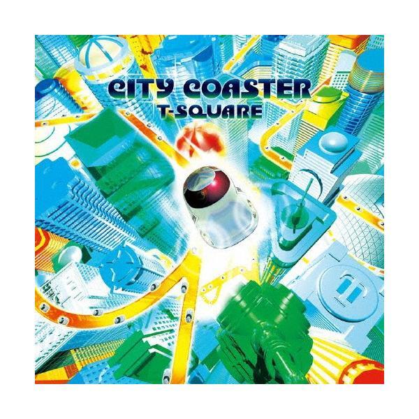 [枚数限定]CITY COASTER/T-SQUARE[HybridCD+DVD]【返品種別A】