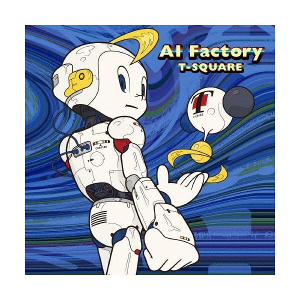 AI Factory/T-SQUARE[HybridCD+DVD]【返品種別A】