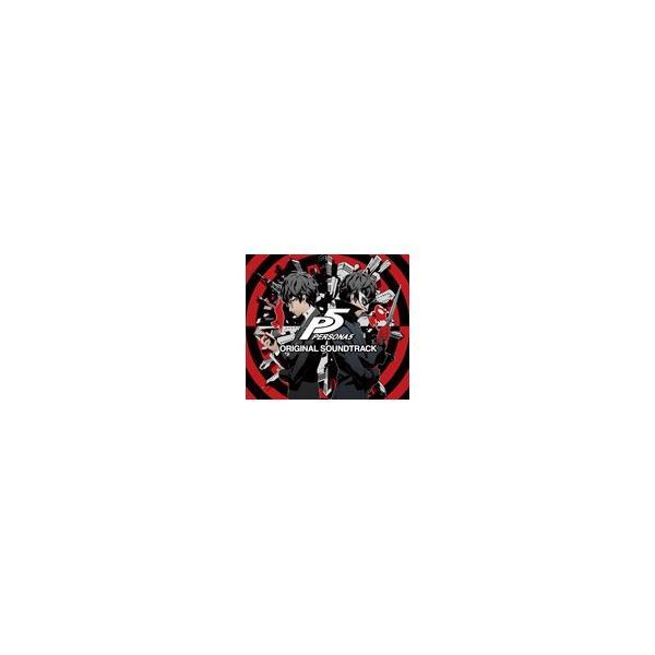 『ペルソナ5』オリジナル・サウンドトラック/ゲーム・ミュージック[CD]【返品種別A】